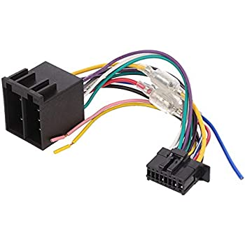 amazon com avh pioneer new 2015 16 pin to iso lead wiring