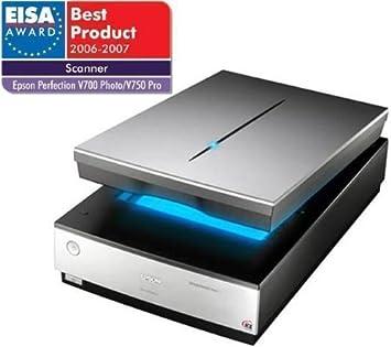 Scanner Diapos et Négatifs EPSON PERFECTION V750PRO GRIS