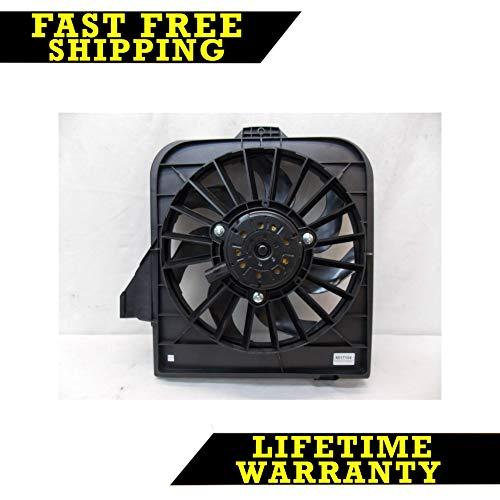 (RADIATOR COOLING FAN FOR CHRYSLER DODGE FITS CARAVAN VOYAGER L4 V6 CH3115123)