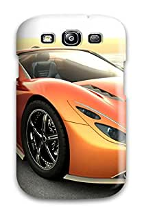 Snap-on Case Designed For Galaxy S3- Ronn Motor Scorpion Super Car