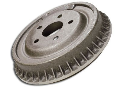 Centric Parts 122.65001 Brake Drum by Power Slot