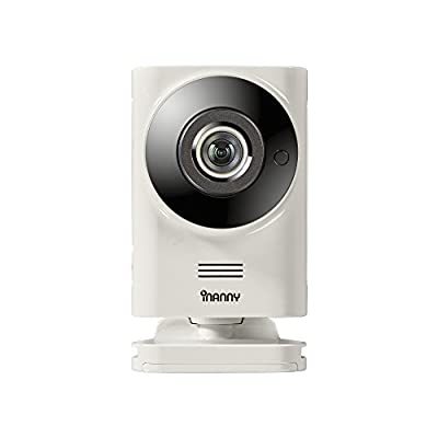 iNanny NC113 Wi-Fi HD Video Baby Monitor Camera for use with Smartphone, Tablet or Computer