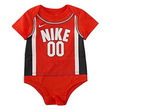Nike Baby Boys Sports-Graphic Bodysuit (Basketball Jersey, Newborn)