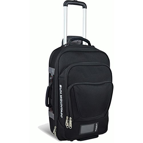 Sun Mountain Wheeled Carry-On Travel Bag 2017 Black