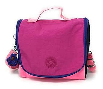 Kipling Kichirou Cross Body Lunchbag (One Size, Pink Rasberry CB)