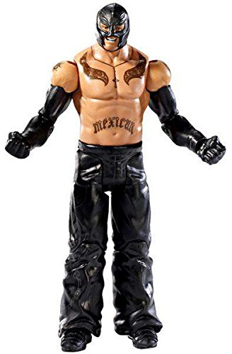 WWE Global Superstars Rey Mysterio - Mexico Figure Series 20
