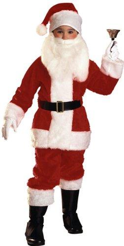Child Santa Claus Costume (Boys Santa Claus Costume)