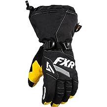 FXR-Snow CX Adult Waterproof Gloves, Black, 2XL/XXL