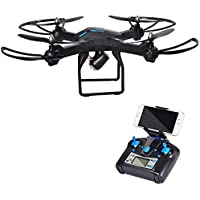 6 Axis Remote Control Aircraft Headless Mode, One Key Return, 360 Flips, Recording Camera