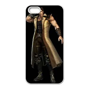 Fist Of The North Star iPhone 4 4s Cell Phone Case White Phone cover M8817279