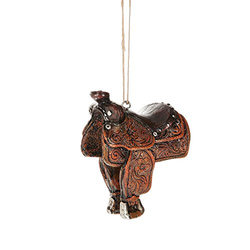 Horse Christmas Tree Ornaments - 6