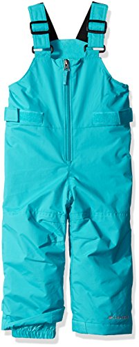 Columbia Little Girls' Toddler Snowslope II Bib, Miami, - Number Columbia Style