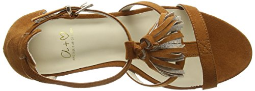 Another Pair of Shoes WyonaaK, Sandali donna Marrone Braun (mid brown21) 36