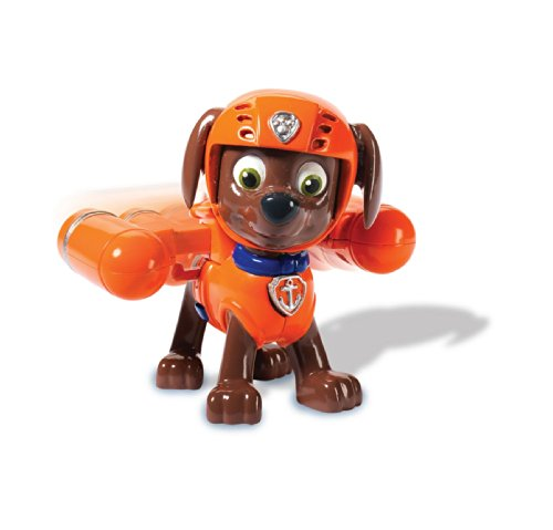 Nickelodeon, Paw Patrol - Action Pack Pup & Badge - Zuma