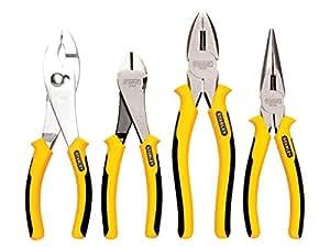 Stanley 84-058 4-Piece Pliers Set