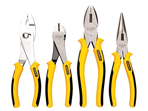 Stanley 84-058 4-Piece Pliers Set