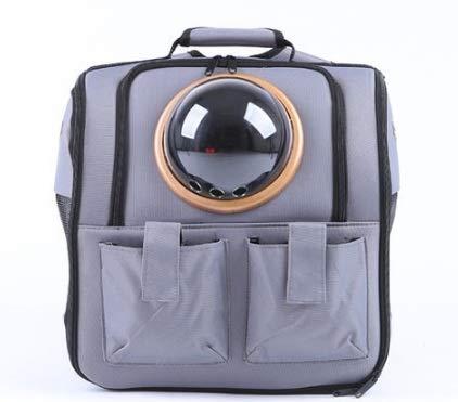 Dog Backpack pet Space Backpack Out Portable pet Bag Breathable cat Bag Dog Backpack pet Supplies