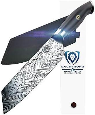 Dalstrong Cuchillo Santoku - Omega serie - 7