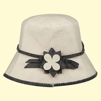Felt Cap Sauna Hut Sauna Cap Women's Hat Atlant