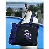 MLB Colorado Rockies Womens Tote Bag with
