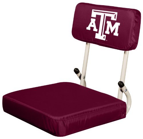 NCAA Texas A&M Aggies Hard Back Stadium Seat