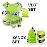 No.1 Reflective Vest Running Gear | YOUR BEST...