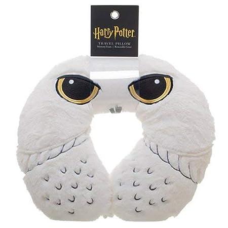 Bioworld Harry Potter Hedwig Almohada de Cuello: Amazon.es ...