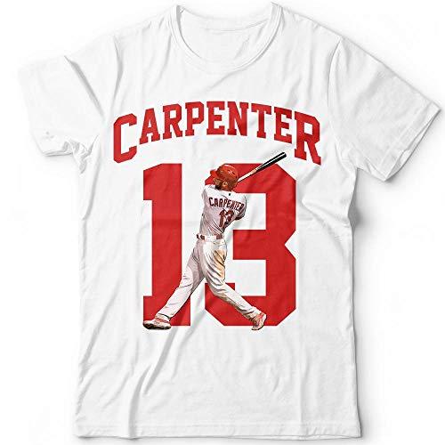 Carpenter 13 St. Louis Baseball Customized Handmade T-Shirt Hoodie/Long Sleeve/Tank Top/Sweatshirt