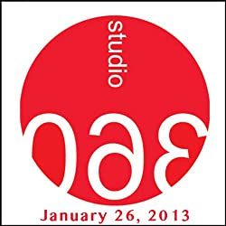 Studio 360: Sue Grafton & Comedy Podcasts