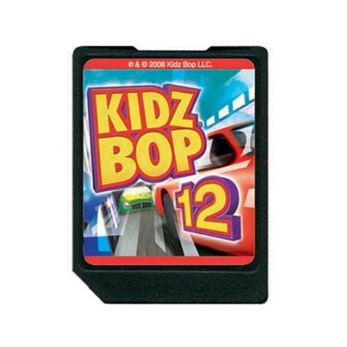 Kidz Bop 12 Mix Clip/SD Card for Mix Sticks, Mix Max and others by Digital Blue