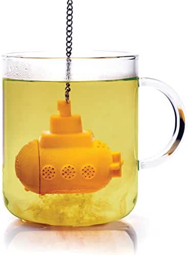 luc Tea Sub - Yellow Submarine Tea Infuser (1, A)