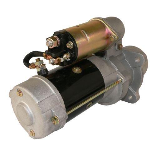 DB Electrical SNK0038 Starter For Bobcat Articulated Loaders 2000 2400 2410 Feller Bunchers 1213 Skid Steer Loaders 631 641 843 853 943 953 974 /Clark Skid Steer 2000 843 853 943 974/6630181, 6651664