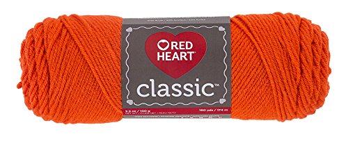 Red Heart Classic Yarn, - Yarn Knitting Classic Heart