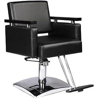 barberpub classic hydraulic barber chair salon beauty spa styling chair 8803bk
