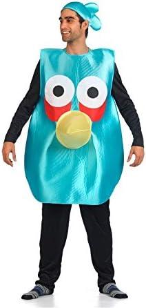 Disfraz de Pájaro azul para adultos: Amazon.es: Juguetes y juegos
