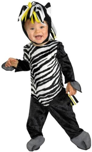 Halloween Home Costumes Bargains (Zany Zebra)
