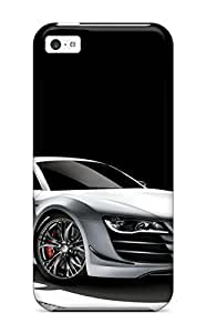 High-end Case Cover Protector For Iphone 5c(audi R8 12)