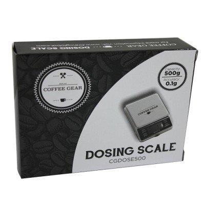 BrewGlobal Coffee Gear Digital Dose Scale 500g/0.1g (CGDOSE500) by Coffee Gear (Image #1)