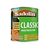 Sadolin Classic Wood Protection Light Oak 1 Litre