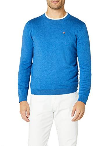 Blue Turquoise Bc2 light Decatur N0yhe6 Pull Homme Napapijri 1 fW10gwqR