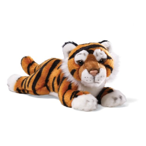 Gund Brown Tiger Small Plush product image