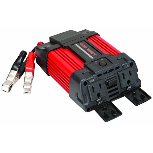 Cen-tech 400 Watt Continuous/800 Watt Peak Power Inverter