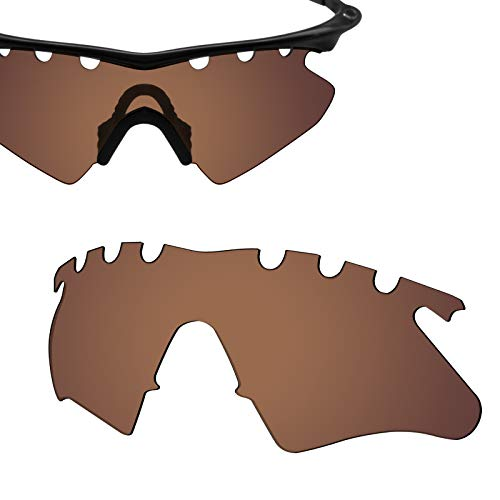 1.8mm Thick UV400 Replacement Lenses for Oakley M Frame Heater Vented - Options -