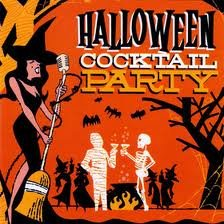 Halloween Scene Ideas (Halloween Cocktail Party)