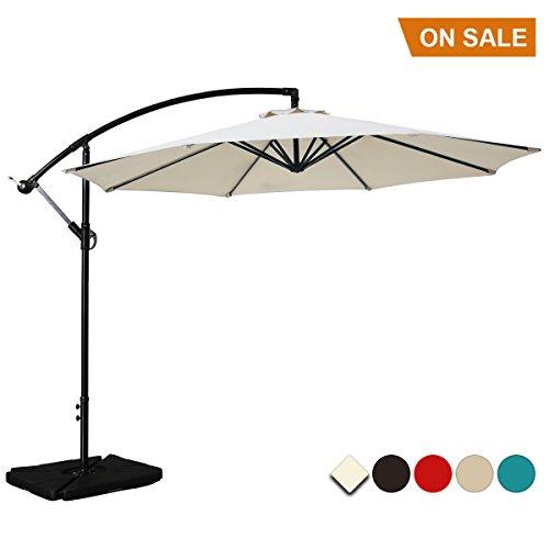 Sumbel Outdoor Living 10 Feet Patio Umbrella Outdoor