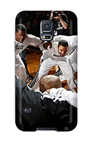 brooklyn nets nba basketball (31) NBA Sports & Colleges colorful Samsung Galaxy S5 cases