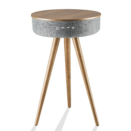i-star Smart Table with Bluetooth Speaker and Wireless Charg