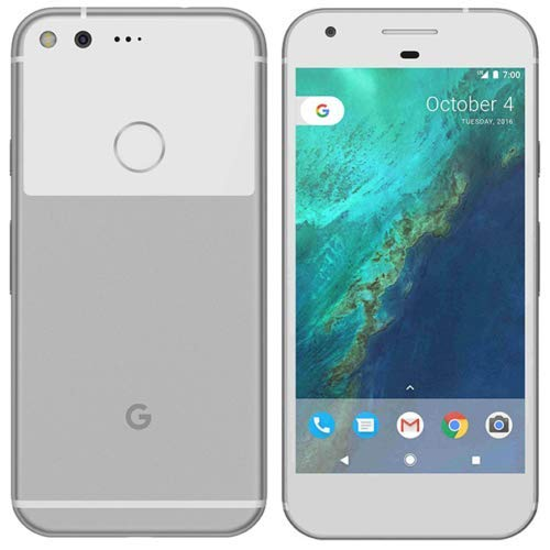 Google Pixel 32GB - Factory Unlocked - Very Silver - 5