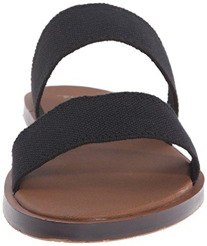 Women''s Black Sandal Yoga Gora Sanuk 8w0dA8