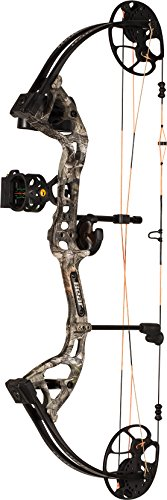 Bear Archery Cruzer Lite RTH Compound Bow - Realtree Edge - Left Hand (Left Compound Hand Bow)